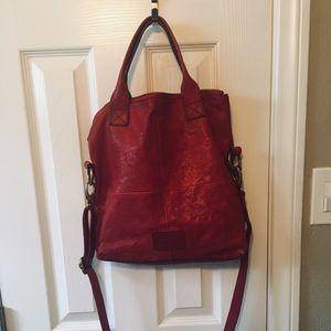 Fossil cross purse